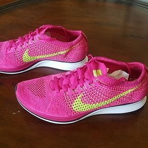Nike  mens Pink size 13 Running Sneakers